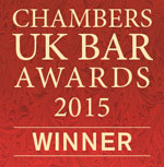 Bar Awards winner 2015