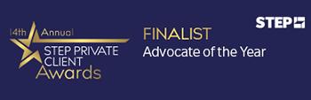 PCA19 Finalist Advocate